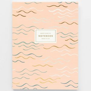 "Rifle Paper Co. ""Waves"" Notebook"