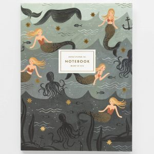 "Rifle Paper Co. ""Mermaid"" Notebook"
