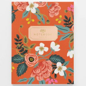"Rifle Paper Co. ""Birch Red"" Notebook"
