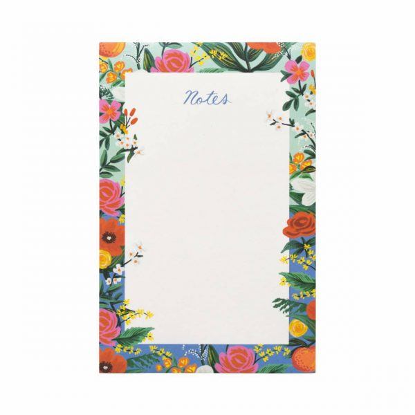 "Rifle Paper Co. ""Orangerie"" To-Do List Notepad"