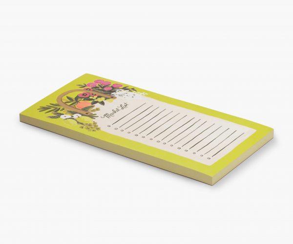 "Rifle Paper Co. ""Farmer's"" Shopping List Notepad"