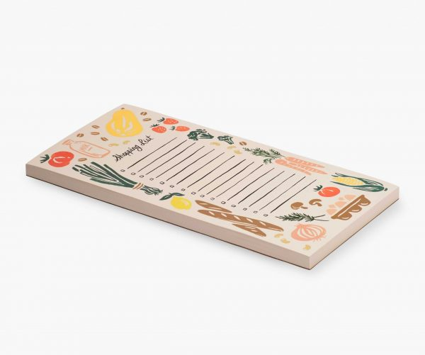 "Rifle Paper Co. ""Corner Store"" Shopping List Notepad"