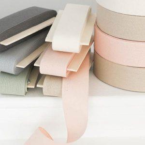 Studio Carta Cotton Ribbon 38 mm, 10 meters paddle