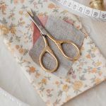Studio Carta Gold Lion Tail Scissors