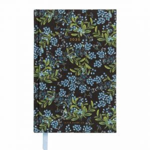 "Rifle Paper Co. 2020 ""Cornflower"" 12-Month Agenda"