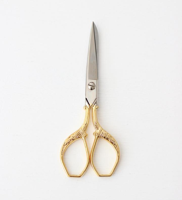 Studio Carta Gold Florentine Scissors