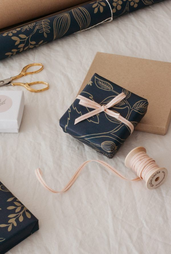 Botanical Gift Wrapping Service