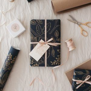 Botanical Gift Wrapping Option