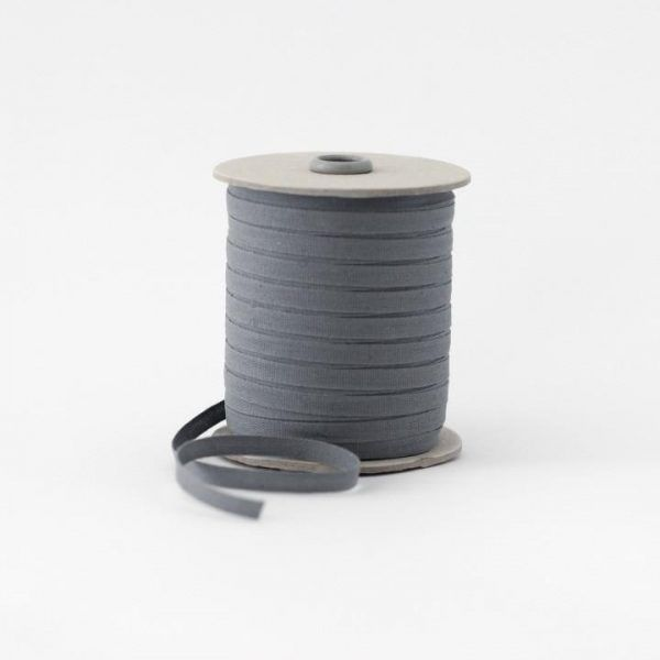 Studio Carta 6 mm Cotton Ribbon, 100 meters - Gravel