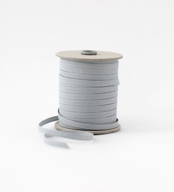 Studio Carta 6 mm Cotton Ribbon, 100 meters - Ice