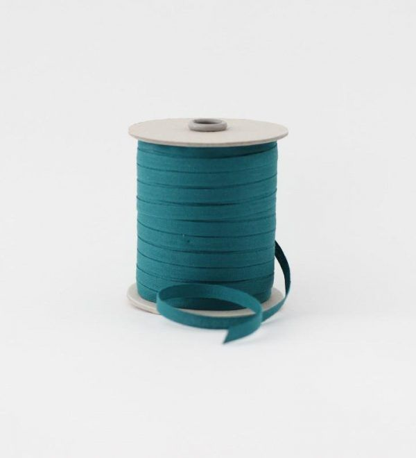 Studio Carta 6 mm Cotton Ribbon, 100 meters - Jade