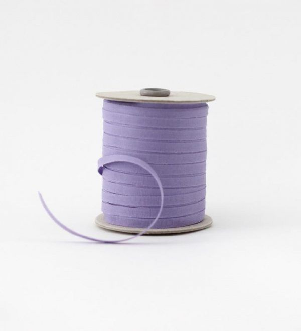 Studio Carta 6 mm Cotton Ribbon, 100 meters - Lavender