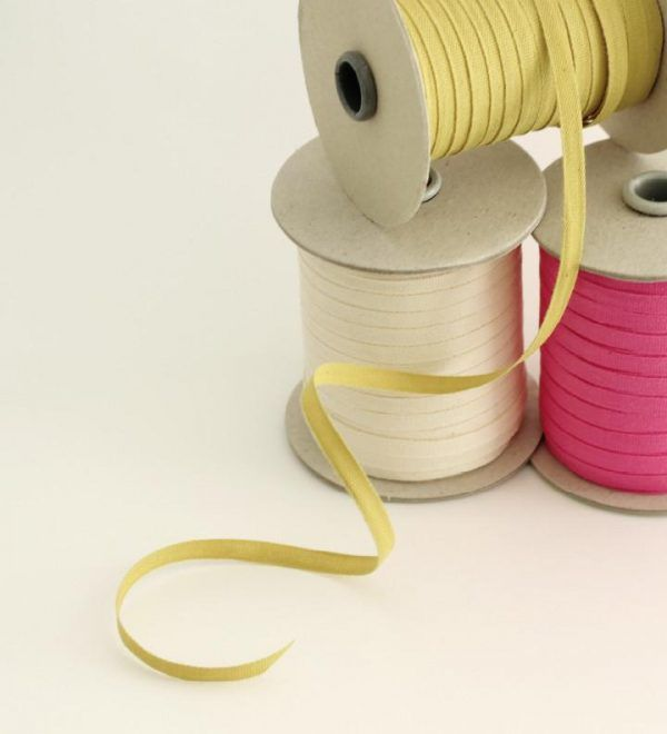 Studio Carta 6 mm Cotton Ribbon, 100 meters