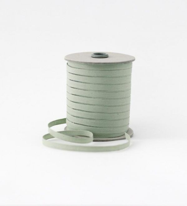 Studio Carta 6 mm Cotton Ribbon, 100 meters - Sage