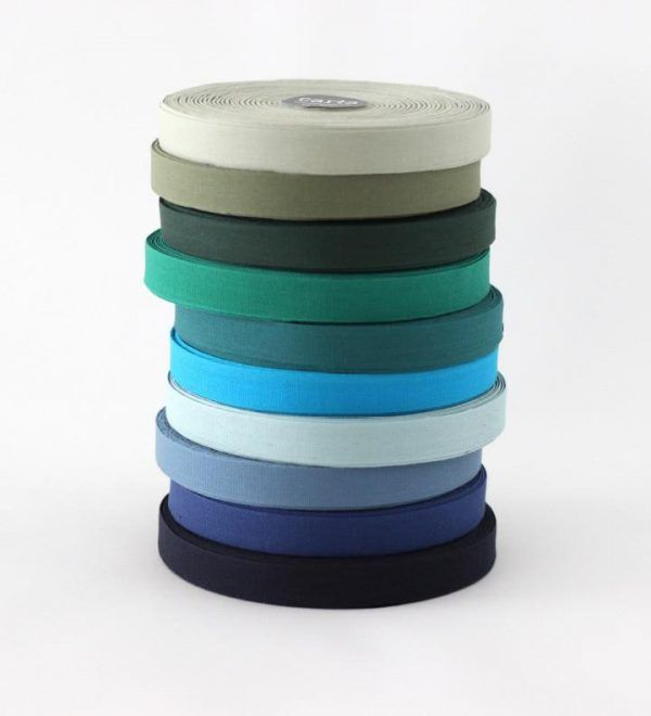 Studio Carta 17 mm Cotton Ribbon 40 meters roll