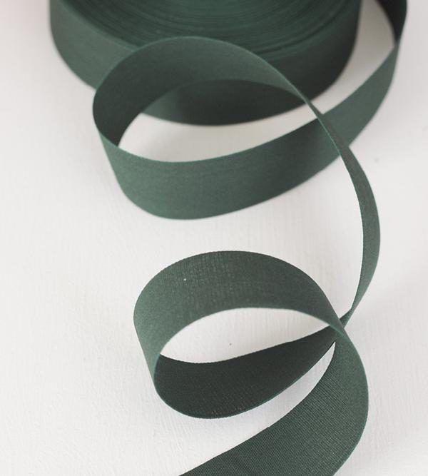 Studio Carta Cotton Ribbon 38 mm - Cypress