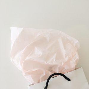 Blush Tissue Paper