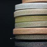 Studio Carta 15 mm Metallic Loose Weave Cotton Ribbon