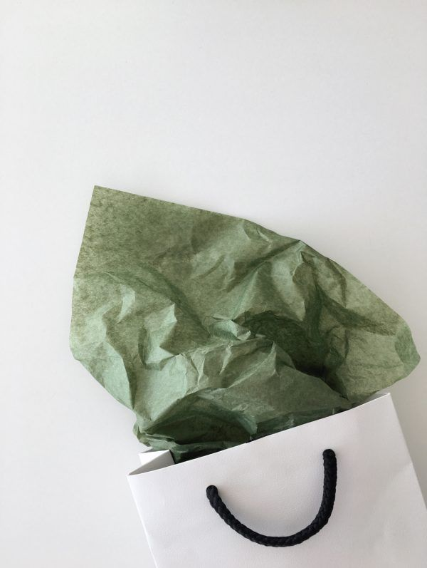 Olive Tissue Paper