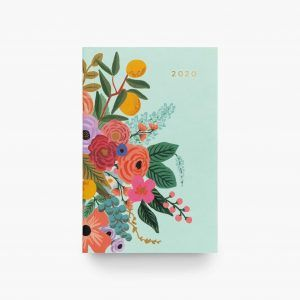 Rifle Paper Co. 2020 12-Month Pocket Agenda