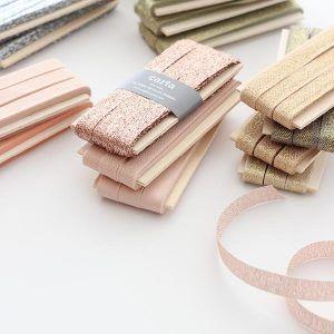 Studio Carta Metallic Braided Ribbon paddle