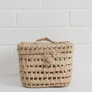 Moroccan Handmade Picnic Basket