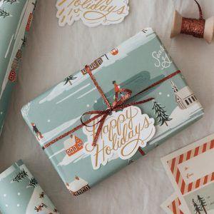 Christmas Gift Wrapping Option
