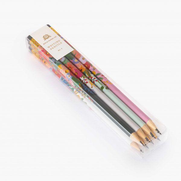 "Rifle Paper Co. ""Garden Party"" Writing Pencil Set"
