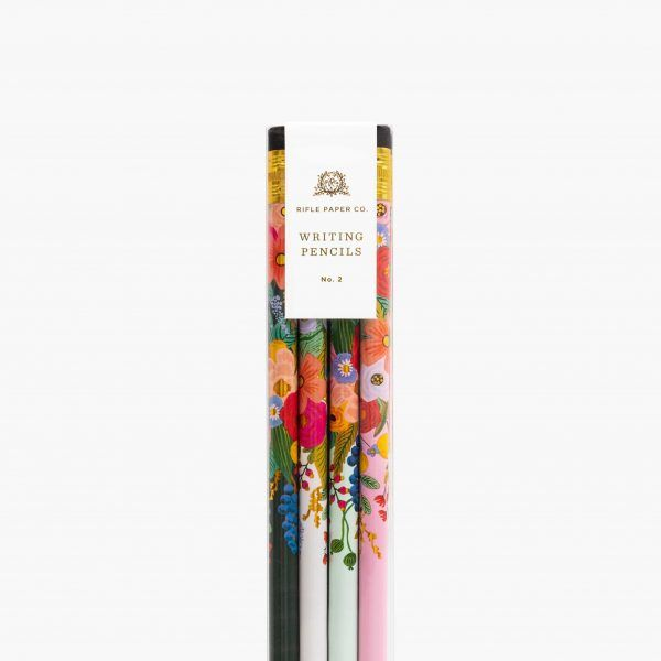 "Rifle Paper Co. ""Garden Party"" Writing Pencil Set"