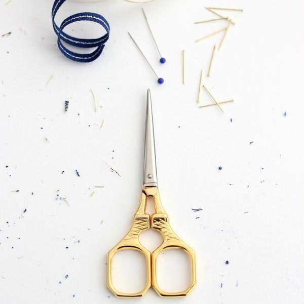 Studio Carta Gold Paris Scissors