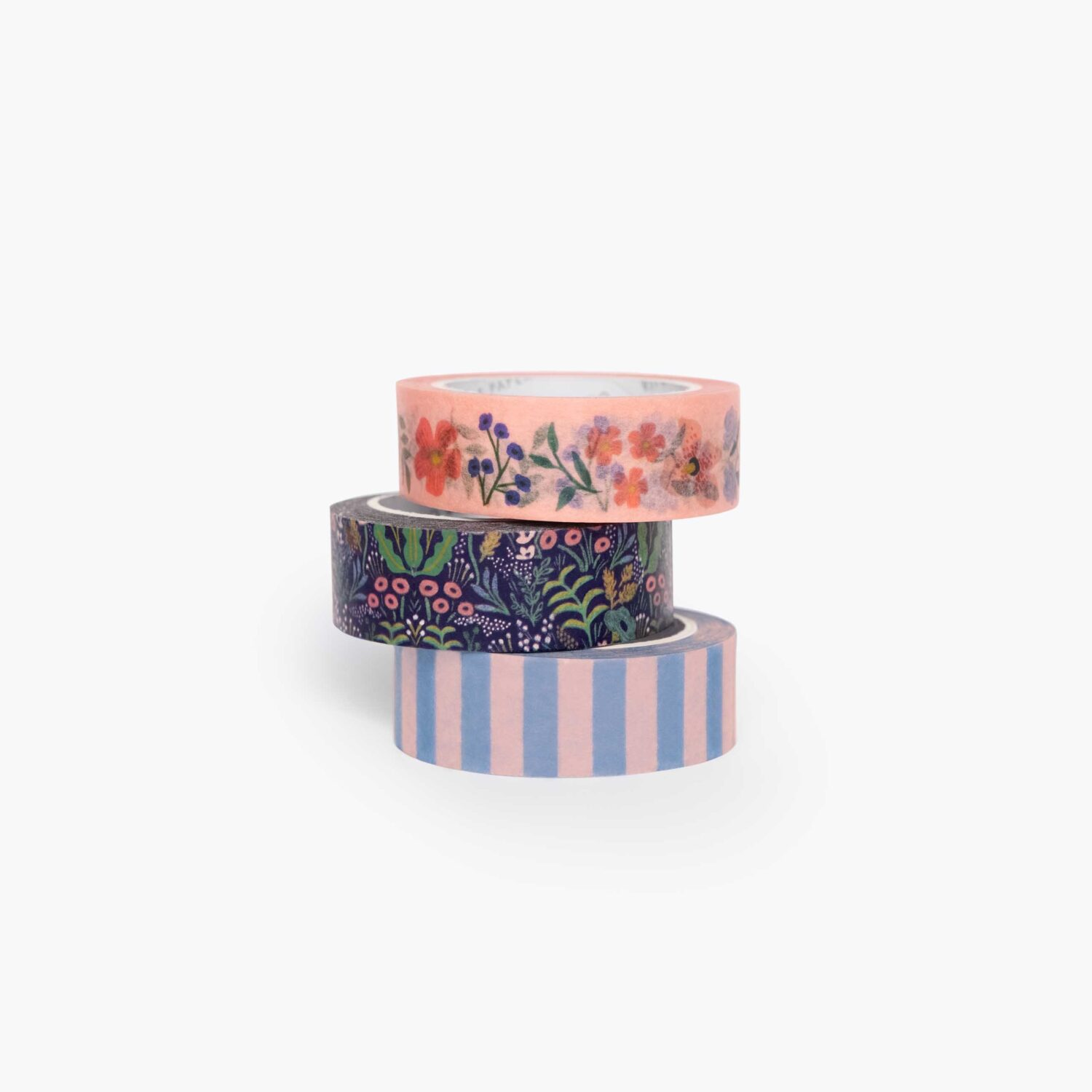 "Rifle Paper Co. ""Tapestry"" Washi Tape Set of 3"