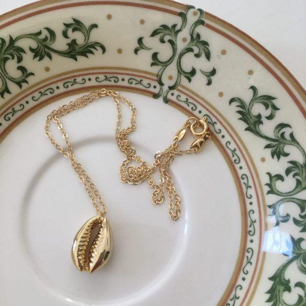 Nina Shell Necklace