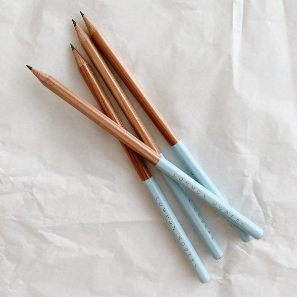 Common Modern Pencil - Aquamarine