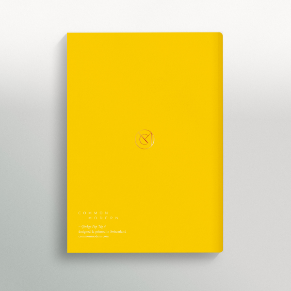Common Modern Dotted A5 Notebook - No.4