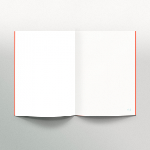 Common Modern Dotted A5 Notebook - No.1