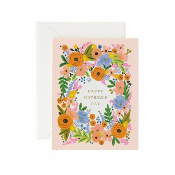 "Rifle Paper Co. ""Mother's Day Floral"" Greeting Card"