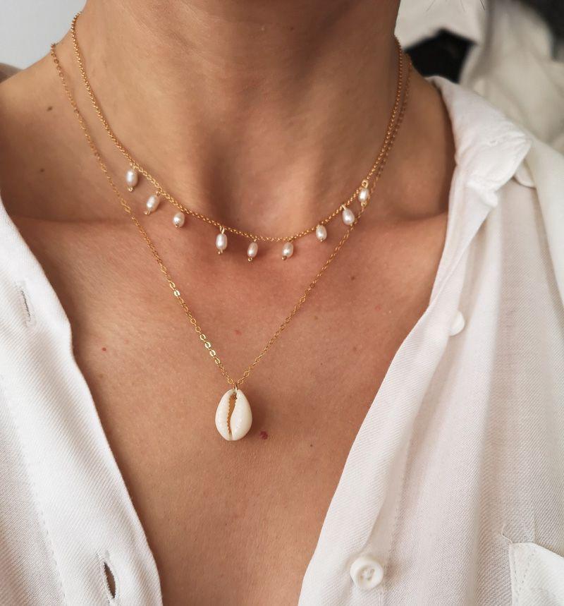 The Shella Necklace
