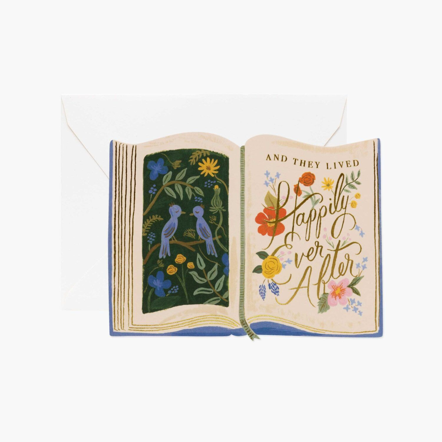 "Rifle Paper Co. ""Ever After"" Greeting Card"