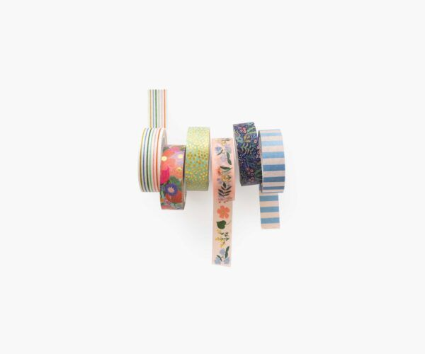 "Rifle Paper Co. ""Garden Party"" Washi Tape Set of 3"