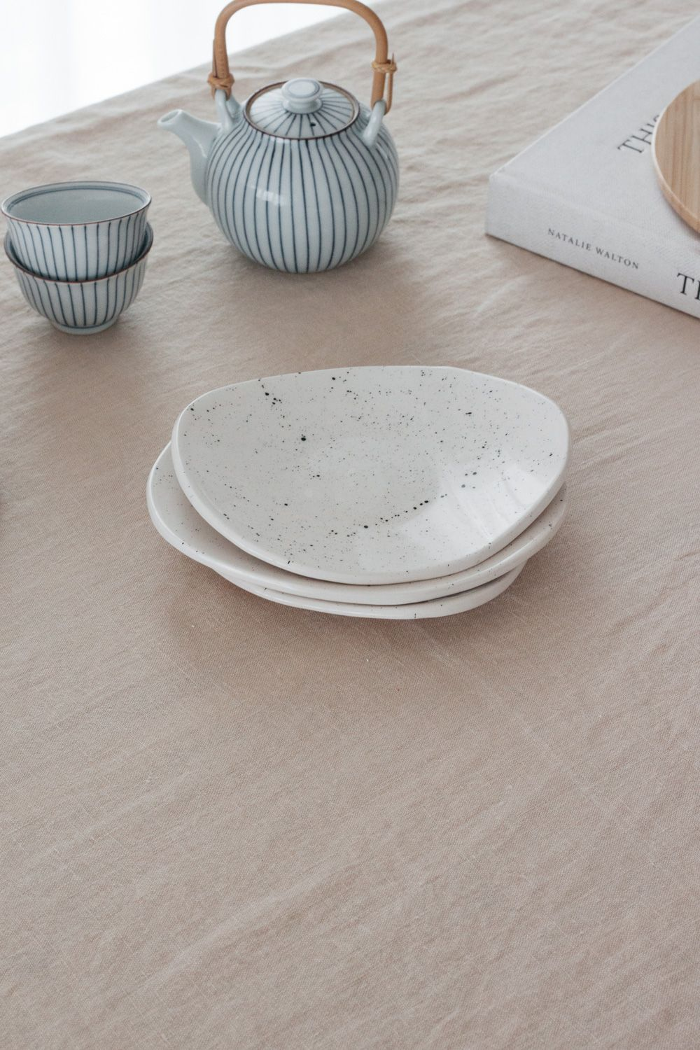 Terra Handmade Ceramic Side Plate