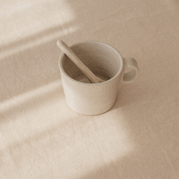 Handmade Ceramic Speckled Mug