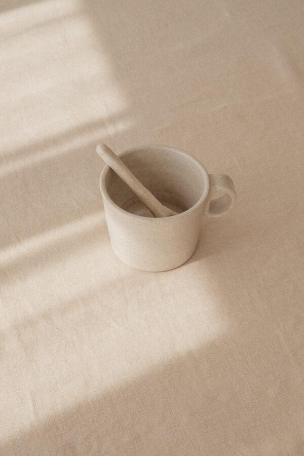 Handmade Ceramic Speckled Mug