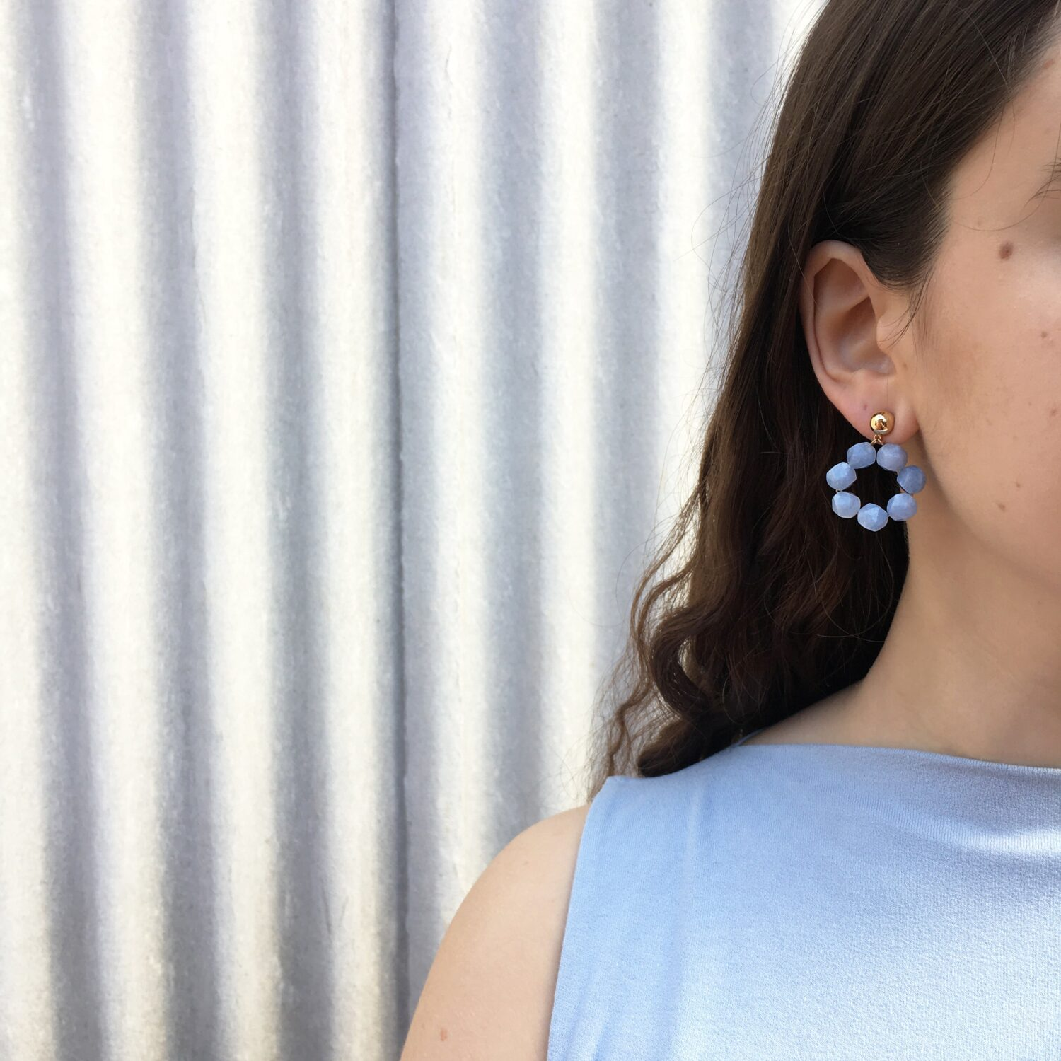 Mercurio Hoop Earrings