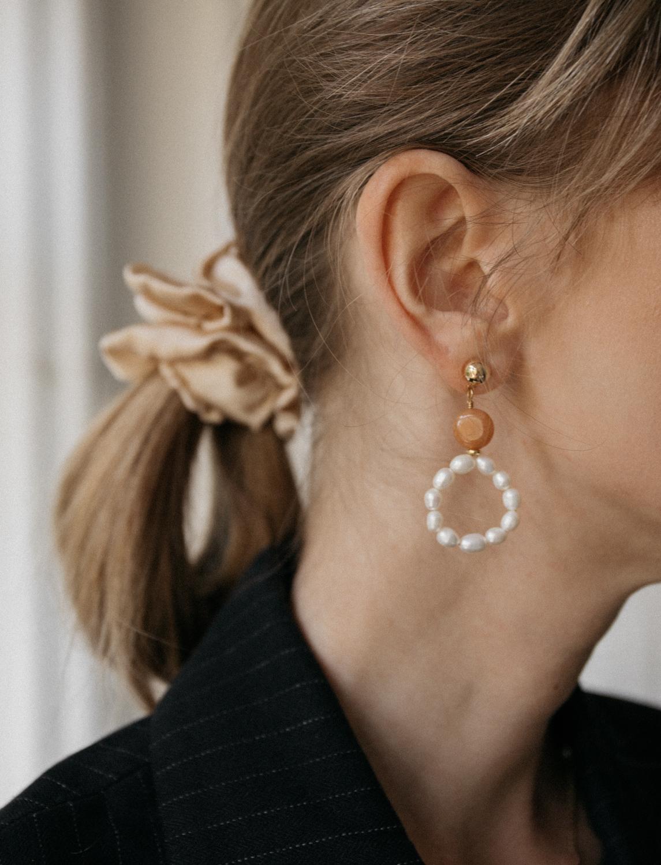 Autumn Jewelry Line New Scrunchies