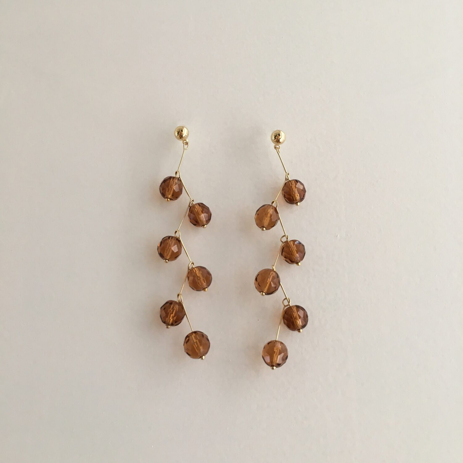 Bellavista Vintage Bead Earrings