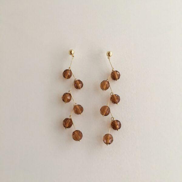 Bellavista Vintage Bead Earrings