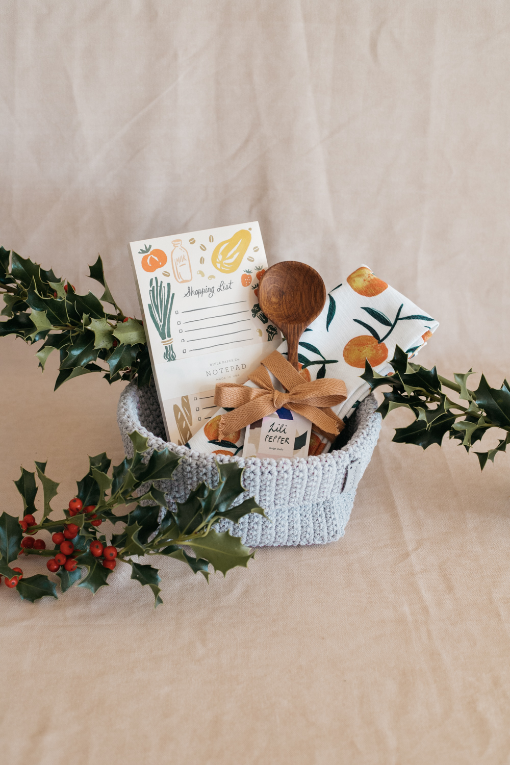 """""""Clementine"""" Christmas Gift Set + Free Wrapping"""