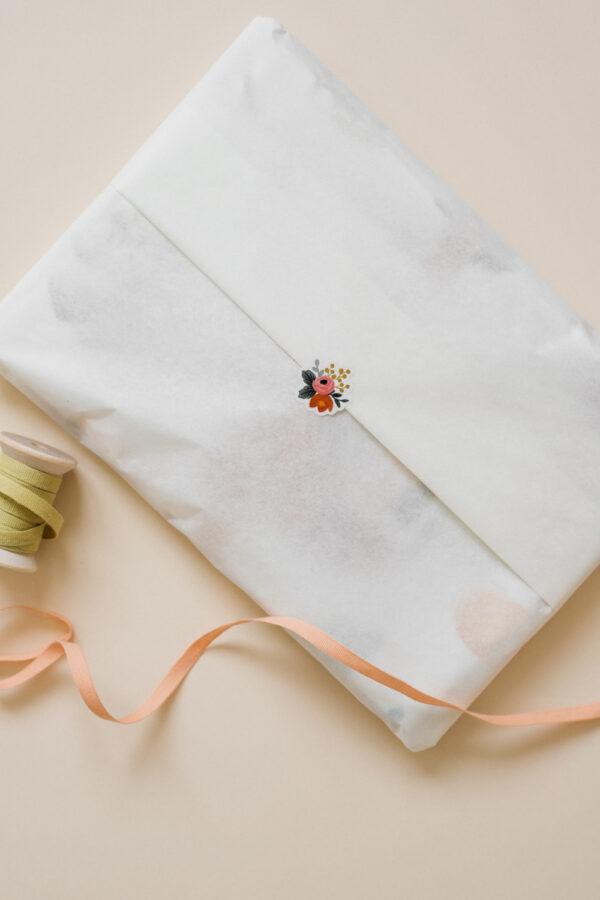 Ivory Tissue Paper