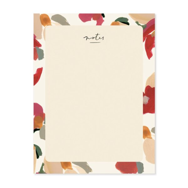 Marigold Blank Everyday Notepad