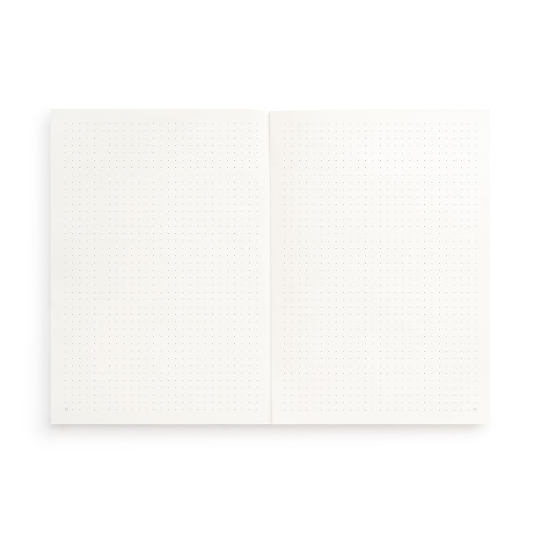 Marigold Dot Grid Journal